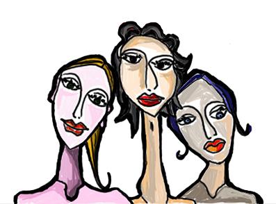 Le donne straniere sono più femminili?