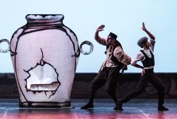 Balletto del Sud: il debutto all'Apollo