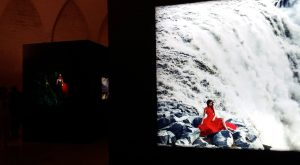 Women in red: donne in mostra a Lecce