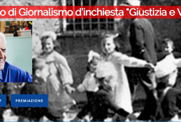 """Terza edizione del Premio """"Giustizia e verità"""", in memoria di Franco Giustolisi"""