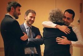 """La """"terza Repubblica"""" del M5S sulle ceneri di PD e Forza Italia, e il riscatto del Sud"""
