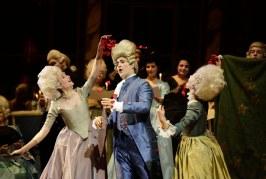 Petruzzelli: Andrea Chénier, ardente passionalità