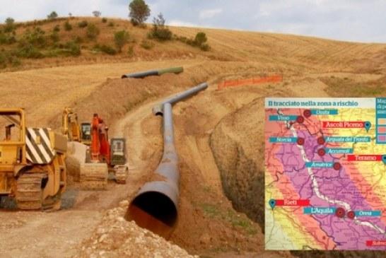 Terremoto: il tracciato del gasdotto Snam, i pericoli ambientali, il collegamento con Tap