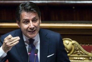 Conte, la lotta alle mafie e la risata di Renzi