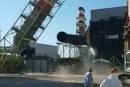 Costa Morena, al via la demolizione della centrale a carbone