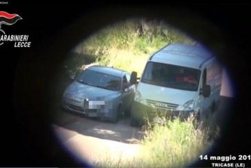 """Cocaina ed eroina: l'operazione """"Short message"""" scardina l'asse mafioso tra Albania, Bari, Salento"""