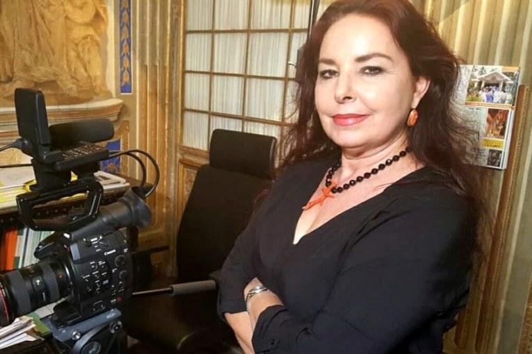 Maria Grazia Mazzola giornalista RAI