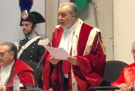 Roberto Tanisi, la relazione integrale: in aumento reati mafiosi, la micro-corruzione è ovunque