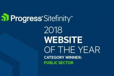Progress Sitefinity Awards, trionfano Comune di Lecce e Co.M.Media