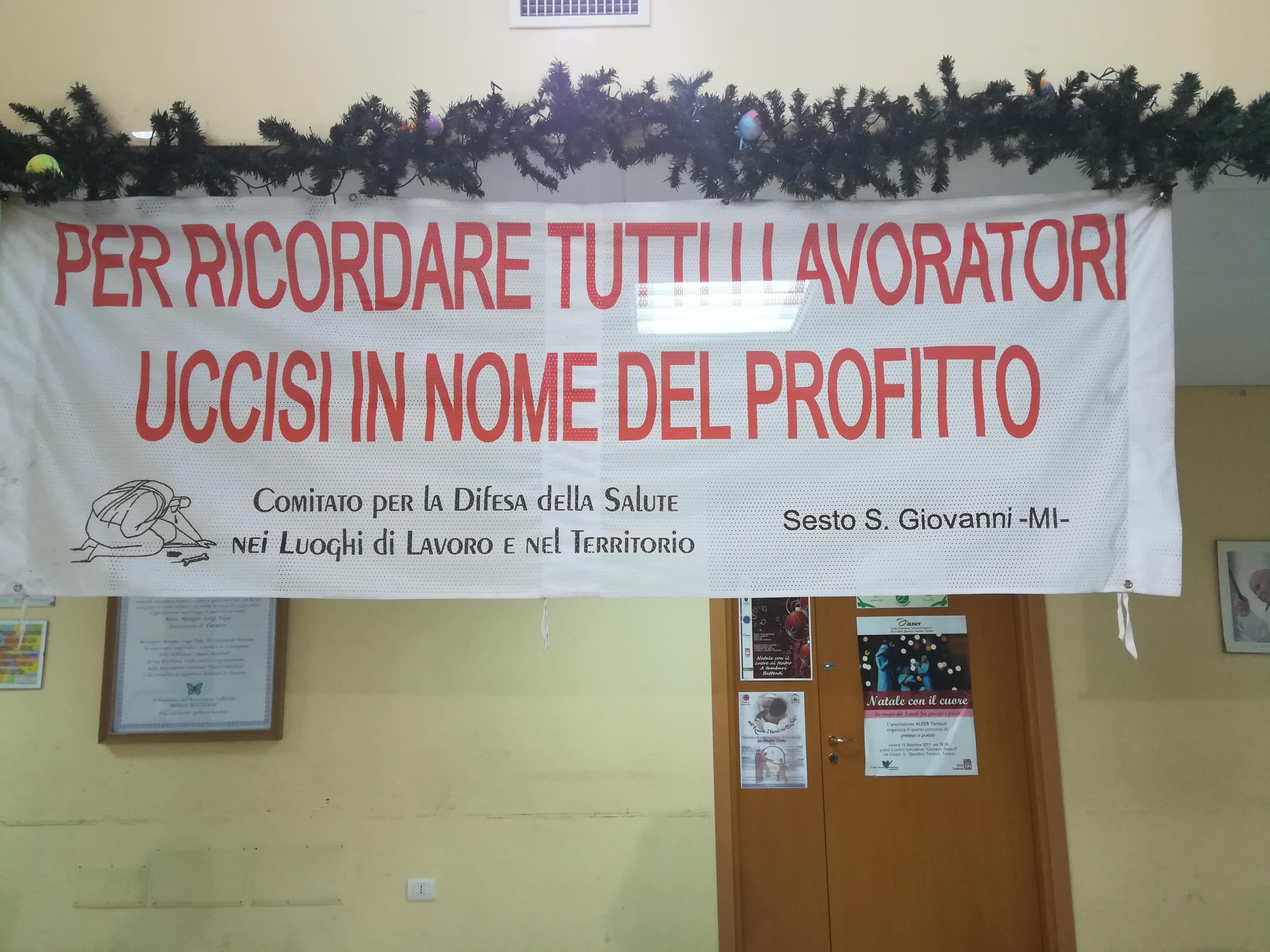Taranto Per Sconfiggere Il Mostro La Speranza E Nel Passato Il Tacco D Italia