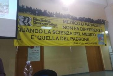 """Enzo Ferrara: """"Le lotte di Taranto sono le lotte di tutta l'Italia"""""""