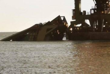 La gru maledetta di Taranto: disperso un operaio Arcelor Mittal di 31 anni