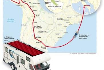 Narcos italiani: nuova rotta verso l'Argentina
