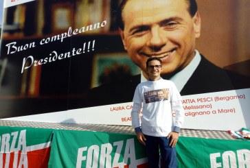 Il mio amico Silvio Berlusconi