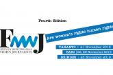 Il Forum delle Giornaliste del Mediterraneo, un ponte contro i muri