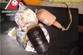 """Taranto, operazione """"Tritone"""": cinque arresti e sequestro di esplosivo"""
