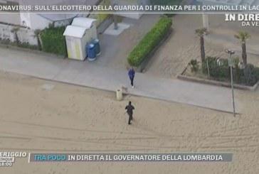 Pericolo pubblico numero uno: fuga sulla sabbia