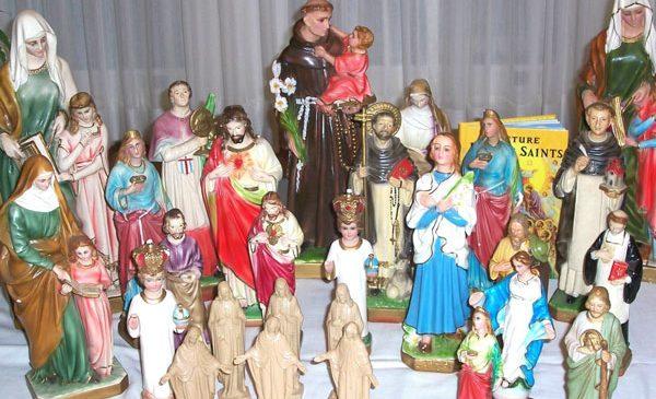 idoli chiesa cattolica