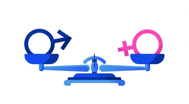 parità genere gender femminismo