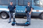 Do people (from Bari) dream of electric scooters?