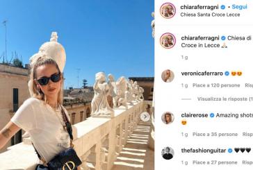 Chiara, fatti un selfie
