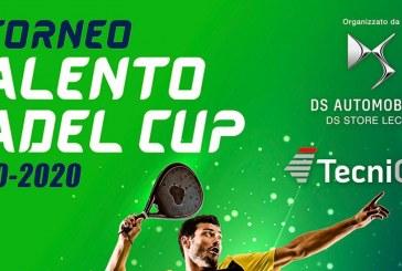 Salento Padel Cup: prima edizione a Cavallino il 18 ottobre 2020