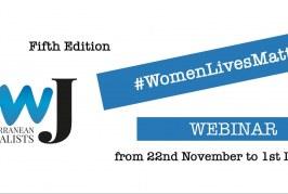 Forum of Mediterranean Women Journalists, quinta edizione: #WomenLiveMatter