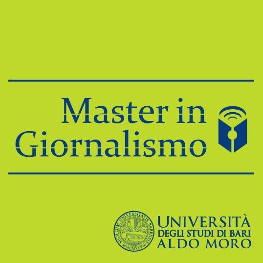 Prorogato fino all'8 Gennaio Il bando per accedere al Master in Giornalismo dell'Università di Bari Aldo Moro