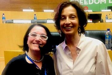 Marilù Mastrogiovanni, nominata presidente della giuria Unesco