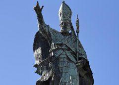 Sant'Oronzo profanato